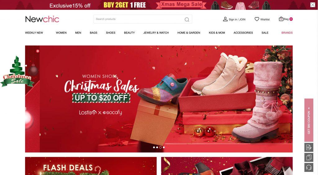 ef5b59cc4 موقع نيوشيك للأزياء Newchic Clothing Store - CouponSahl كوبون سهل