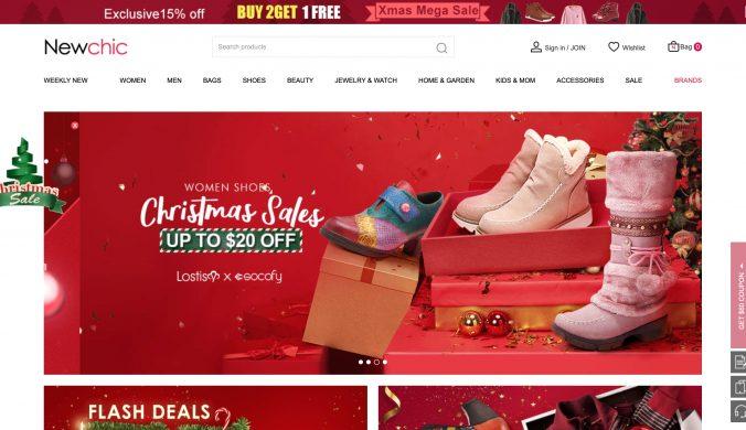b9c670f8d موقع نيوشيك للأزياء Newchic Clothing Store