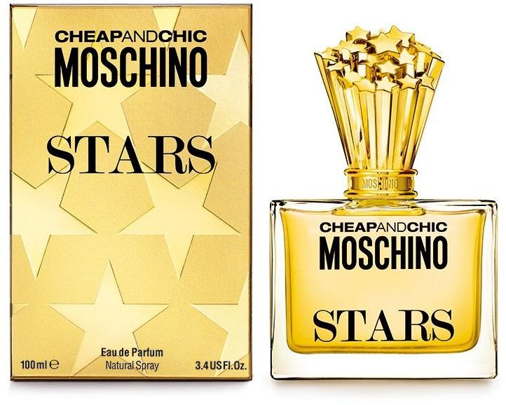 Cheap & Chic Moschino Stars Eau De Parfum For Women - 100Ml