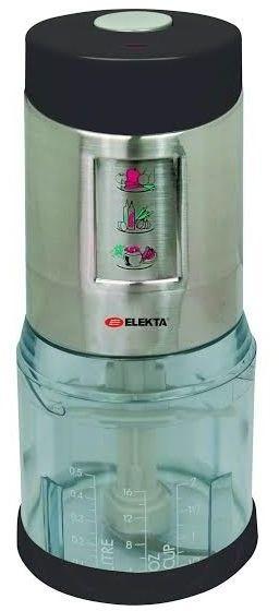 Elekta Chopper - Silver, Emc-602, Plastic Material