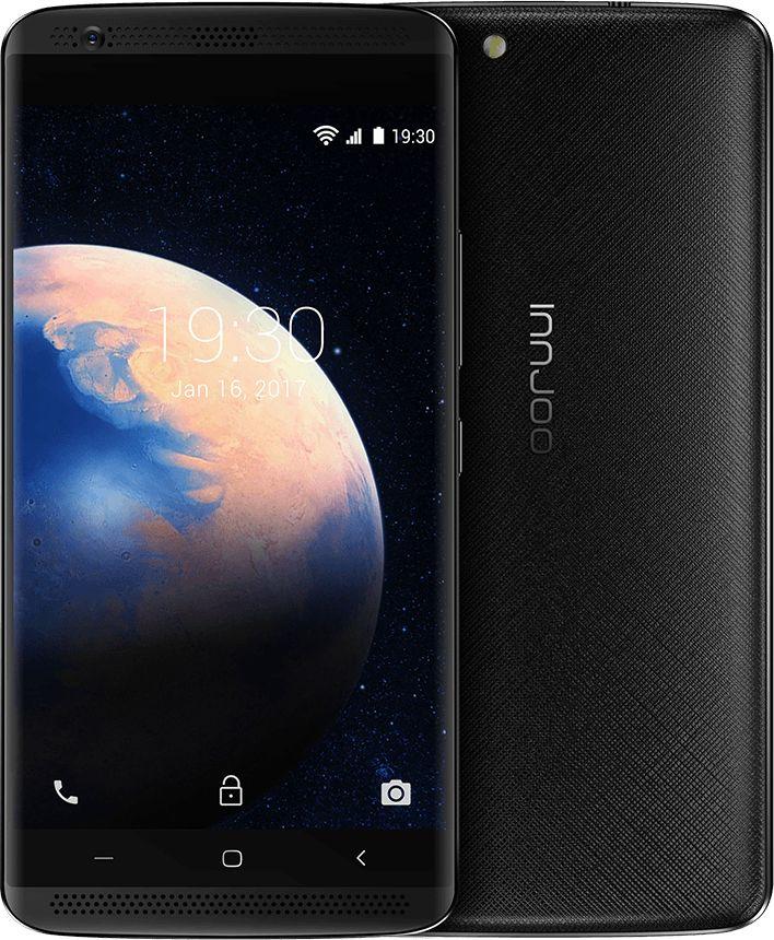 Innjoo Halo 2 LTE Dual Sim - 8 GB, 1 GB Ram, 4G LTE, Black