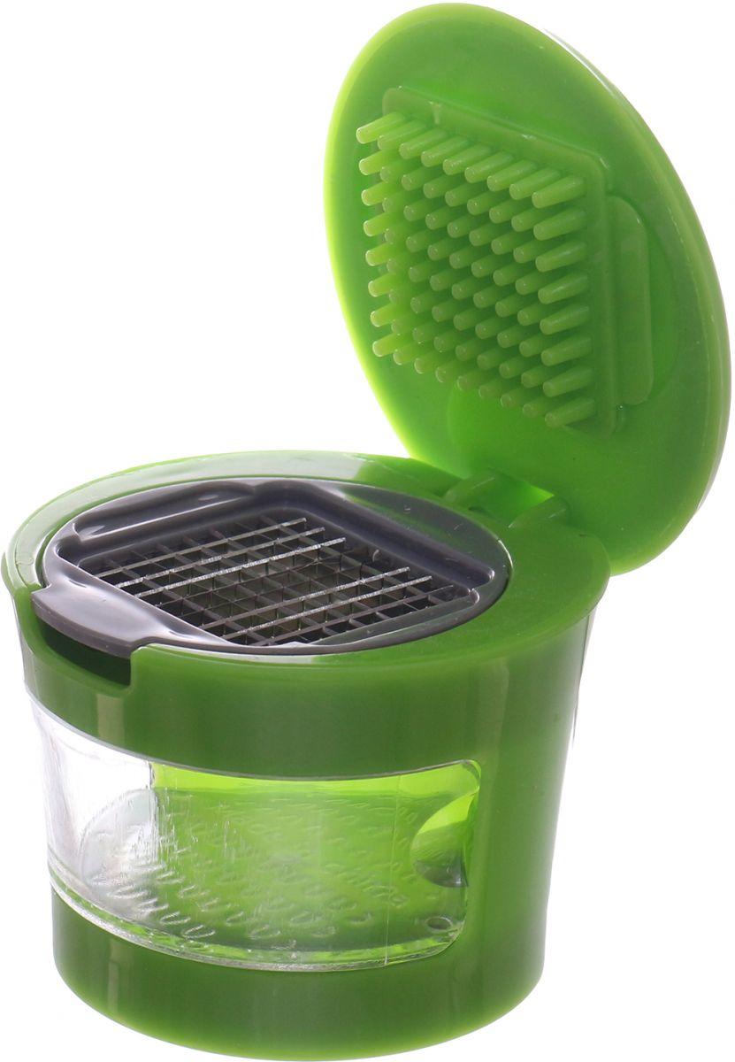 Kitchen & Home Garlic Chopper - Green