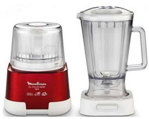 Moulinex DP705 La Moulinette Chopper & Blender 1000 watt