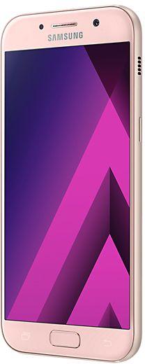 Samsung Galaxy A5 2017 Dual Sim - 32GB, 4G LTE, Pink