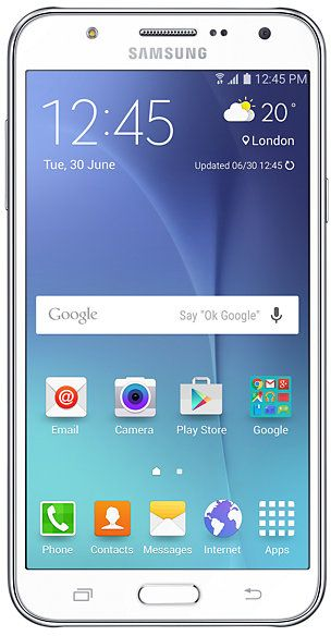 Samsung Galaxy J7 Dual SIM - 16GB, 1.5GB RAM, 4G LTE, White