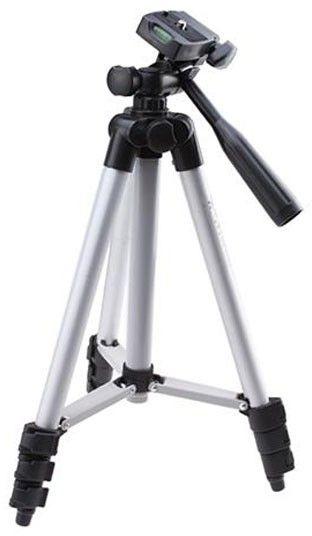 WEIFENG WT3110A Tripod With 3-Way HeadTripod for Nikon D7000 D80 D90 D3100 DSLR Sony NEX-5N Canon 650D 60D 600D