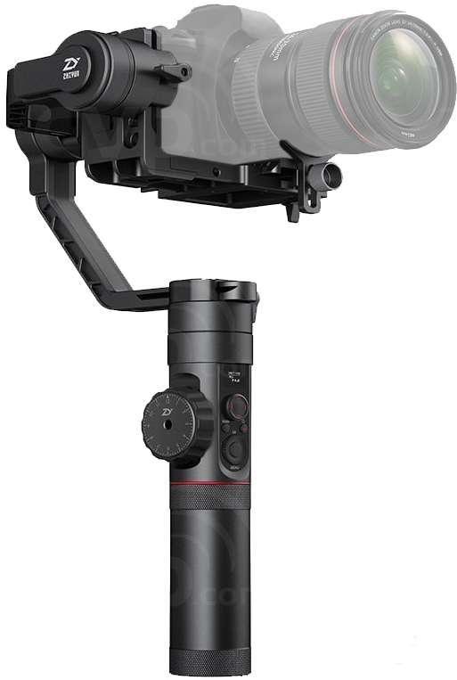 Zhiyun Crane 2 Professional 3-Axis Handheld Gimbal With Focus Wheel
