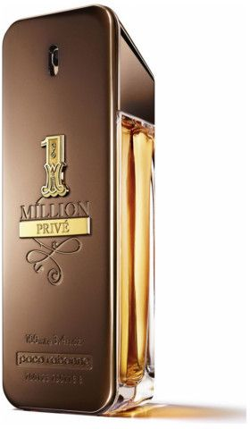 1 Million Prive by Paco Rabanne for Men - Eau de Parfum, 100ml