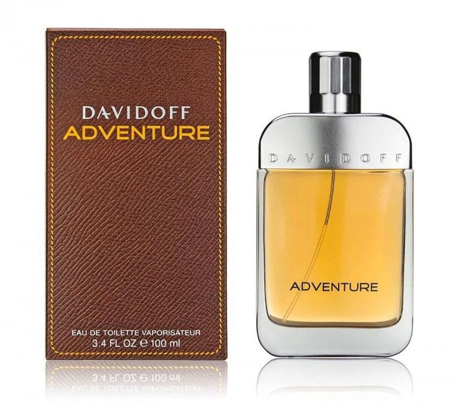 Adventure by Davidoff for Men - Eau de Toilette, 100ml