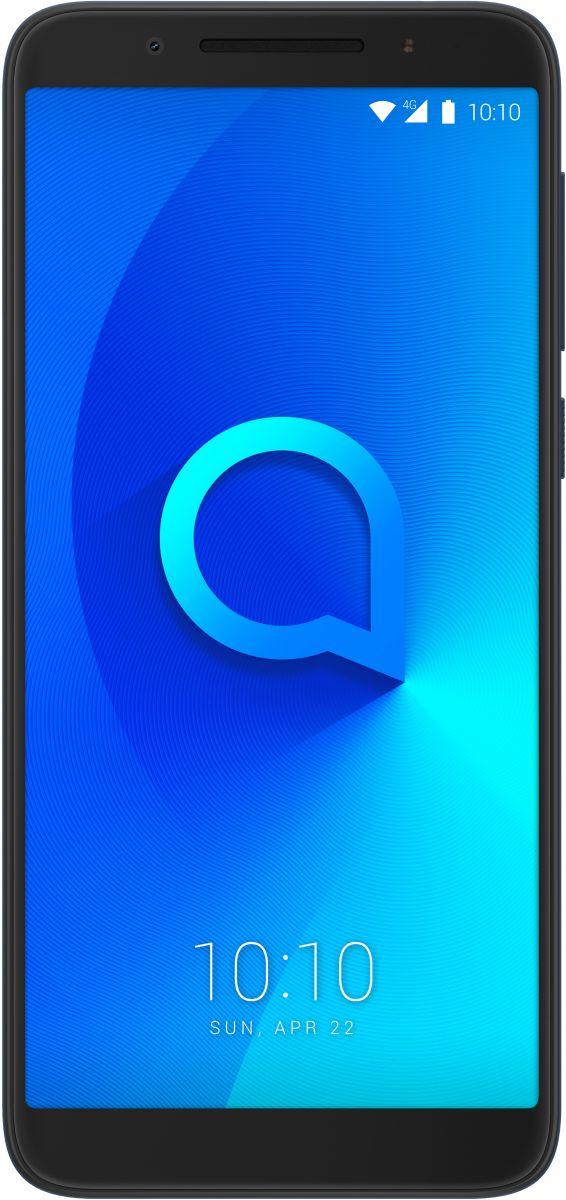 Alcatel 3 Dual Sim - 16 GB, 2 GB Ram, 4G LTE, Black