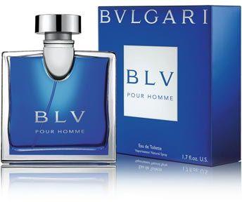 BLV Pour Homme by Bvlgari for Men - Eau de Toilette, 50ml
