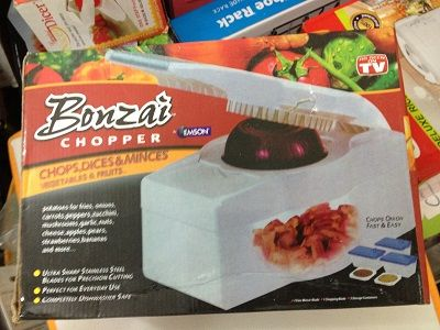 Bonsai Chopper - CHOPS, DICES & MINCES