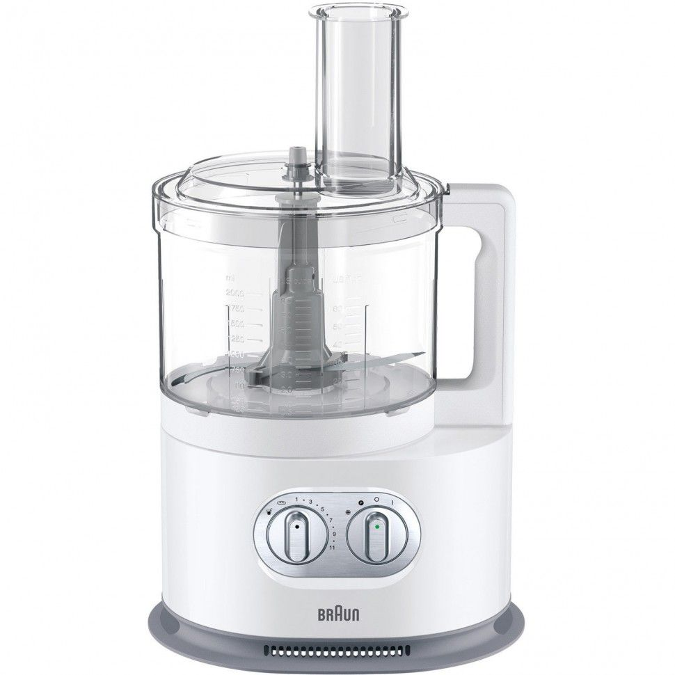 Braun FP 5150 Identity Collection Food Processor white
