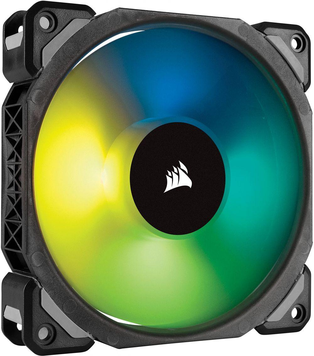 Corsair ML120 PRO 120mm Premium Magnetic Levitation RGB LED PWM Fan Single Pack (CO-9050075-WW)