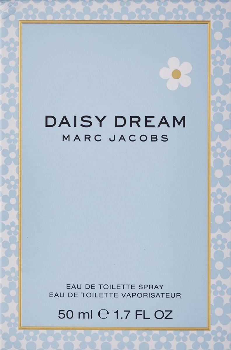 Daisy Dream By Marc Jacobs For Woman - Eau De Toilette, 50 Ml