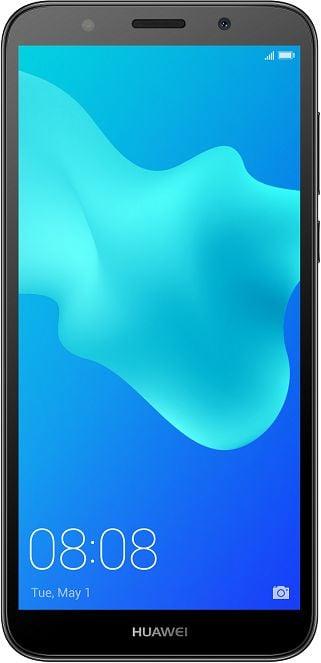 Huawei Y5 Prime 2018 Dual Sim - 16 GB, 2 GB Ram, 4G LTE, Black