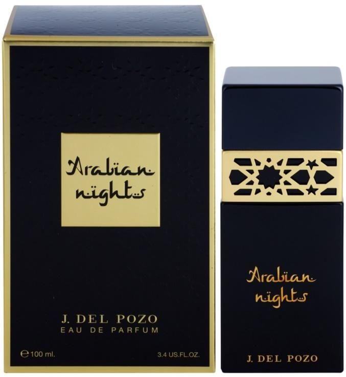J. Del Pozo Noble Musk Nights For Men 100ml Eau de Parfum