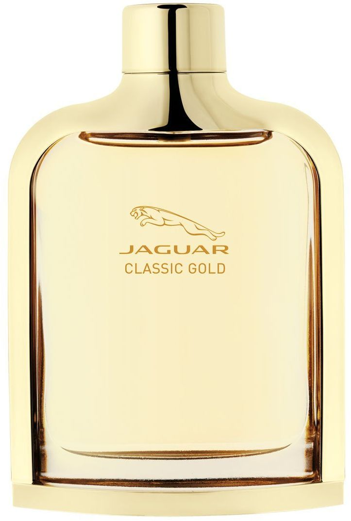 Jaguar Classic Gold for Men - Eau de Toilette, 100ml