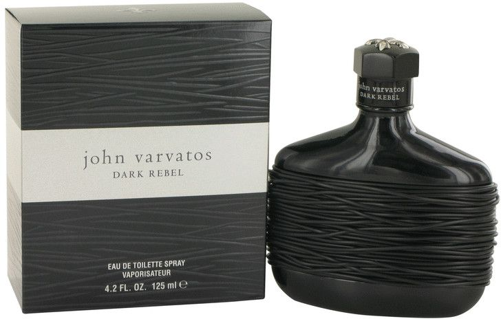 John Varvatos Dark Rebel For Men 125ml - Eau de Toilette