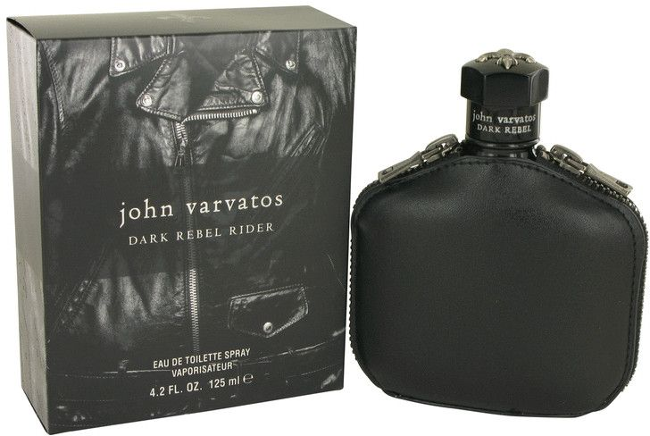 John Varvatos Dark Rebel Rider For Men 125ml - Eau de Toilette