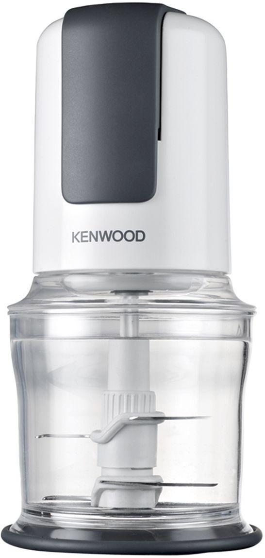 Kenwood Mini Chopper With Quad Blade - CH580, White