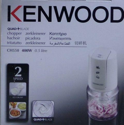Kenwood Mini Food Chopper CH550