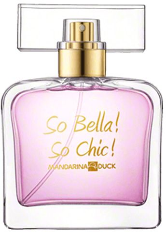 Mandarina Duck So Bella! So Chic! For Women 100ml - Eau de Toilette