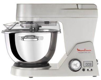 Moulinex QA701H27 Master Chef Chopper, Silver