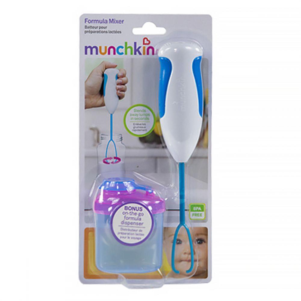 Munchkin NB907520-Blue Formula Mixer Assortment