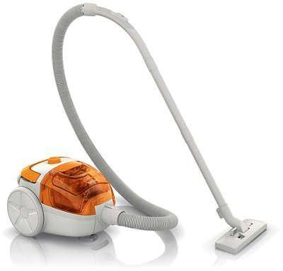 Philips FC8085 Canister Vacuum Cleaner, Orange