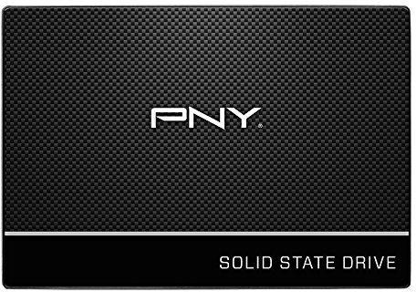 """PNY PNY CS900 240GB 2.5"""" Sata III Internal Solid State Drive (SSD) - (SSD7CS900-240-RB)"""