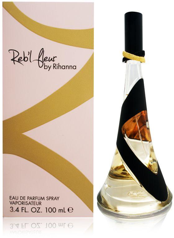 Rihanna Reb'l Fleur for Women -100 ml, Eau de Parfum-