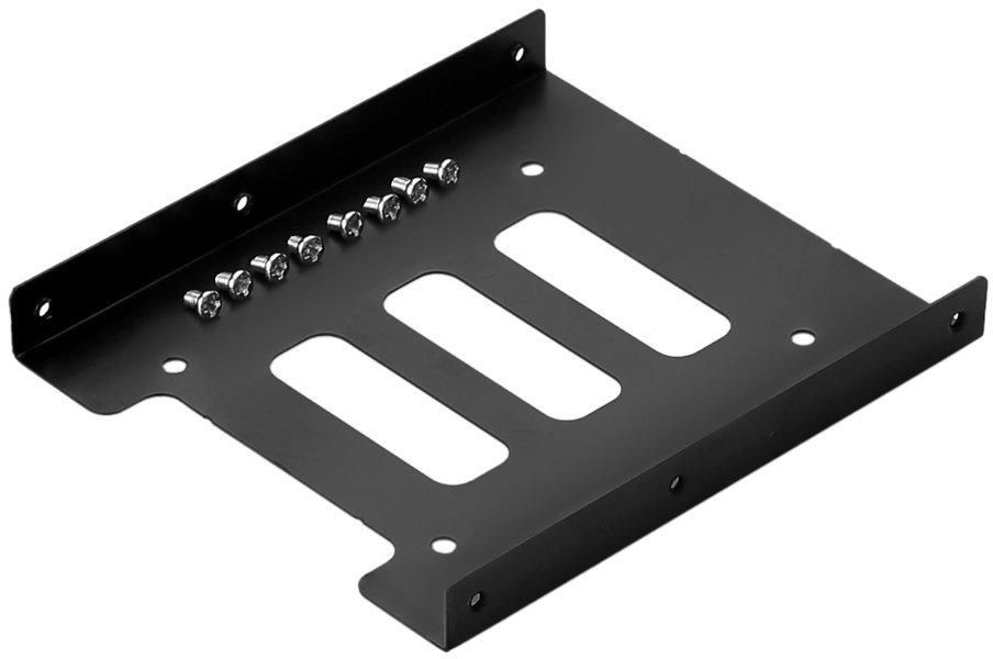 SSD Tray 2.5 inch to 3.5 inch SSD / HDD Adapter Bracket Metal Mounting