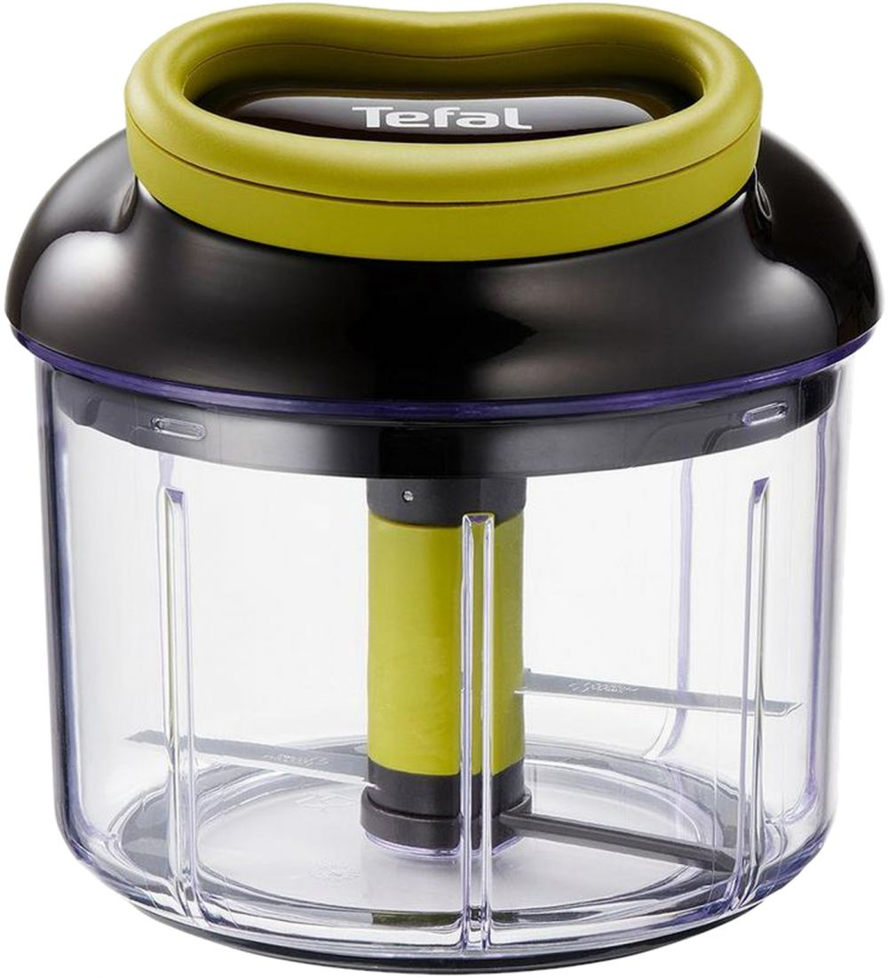 Tefal K132040 900ml Manual 5 Seconds Chopper - Black