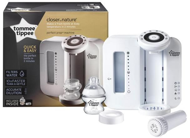 Tommee Tippee Closer to Nature White Perfect Prep Machine - TT42370840