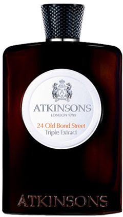 24 Old Bond Street Triple Extract by Atkinsons Unisex Perfume - Eau de Cologne, 100ml