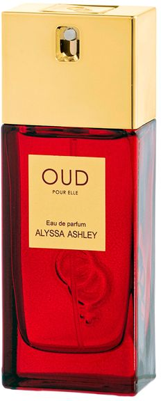 Alyssa Ashley Oud pour Elle For Women 100ml - Eau de Parfum