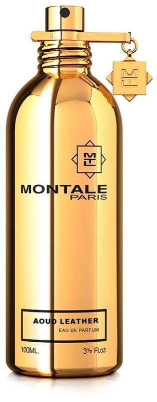 Aoud Leather Unisex Perfume by Montale - Eau de Parfum, 100ml