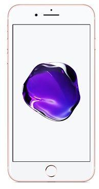 Apple Iphone 7 Plus With Facetime - 128 GB, 4G LTE, Rose Gold, 3 GB Ram, Single Sim