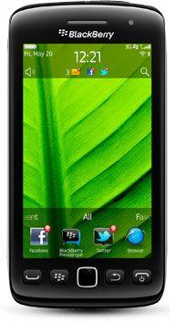 Blackberry Torch 9860 - 4GB, 768MB RAM, 3G, Wifi, Black