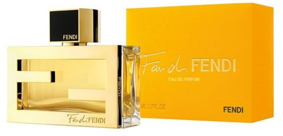 Fendi Fan di Fendi for Women , Eau de Parfum , 50ml
