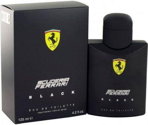 Ferrari Scuderia Black For Men -Eau De Toilette, 125 ml-