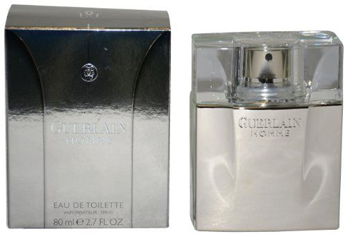 Guerlain Homme For Men -Eau De Toilette, 80 ml-