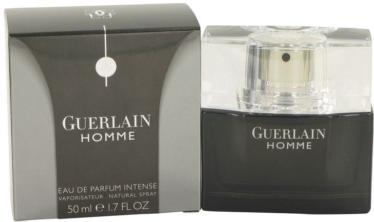 Guerlain Homme Intense by Guerlain For Men - Eau de Parfum, 50ml