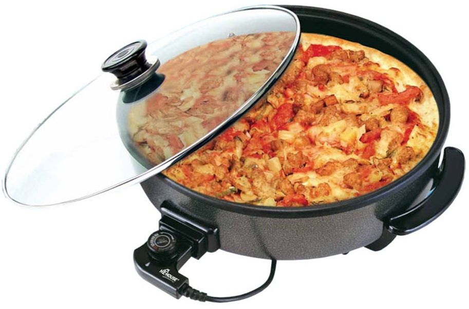 He-House Pizza Maker 46cm