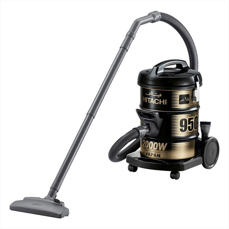 Hitachi CV-950Y Vacuum Cleaner, Black