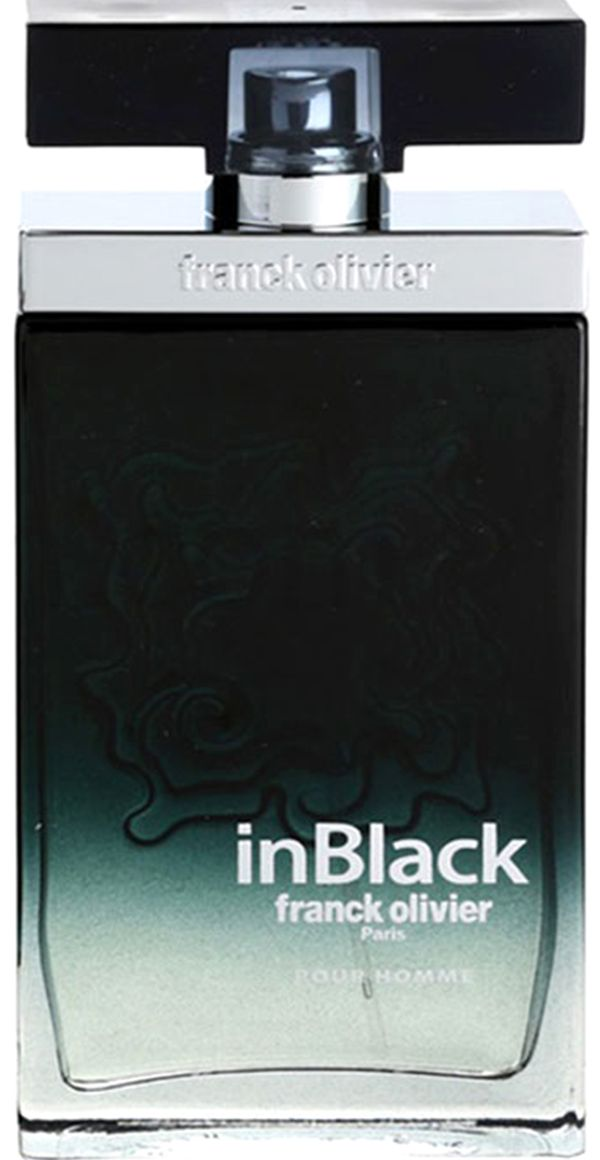 In Black by Franck Olivier for Men - Eau de Toilette, 75ml