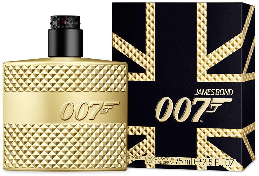 James Bond 007 VIP For Men 75ml - Eau de Toilette