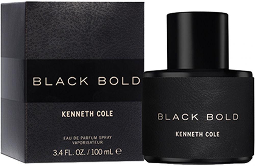 Keneth Cole Black Bold for Men - Eau de Parfum, 100 ml