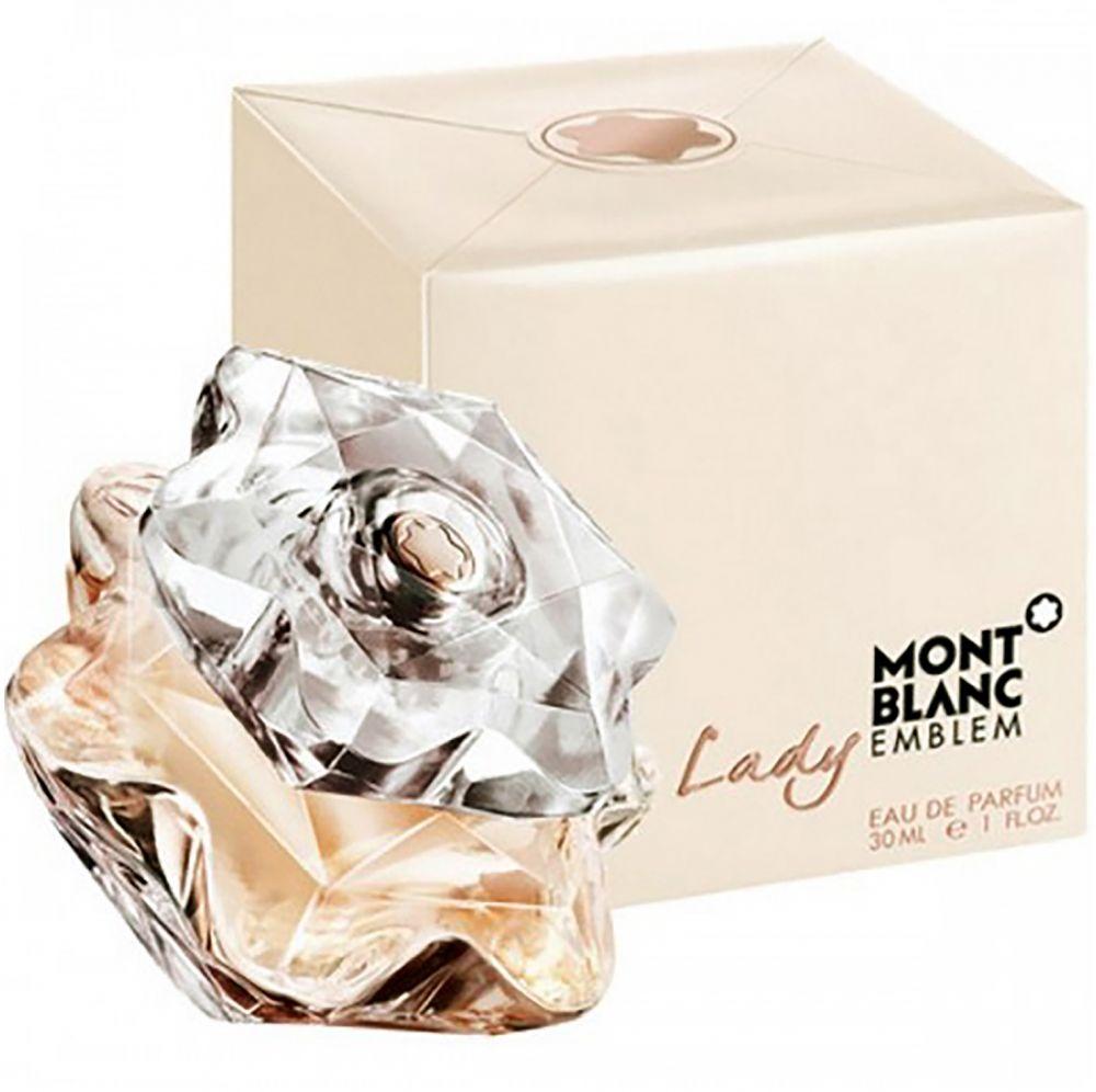 Lady Emblem by Mont Blanc for Women - Eau de Parfum, 30ml